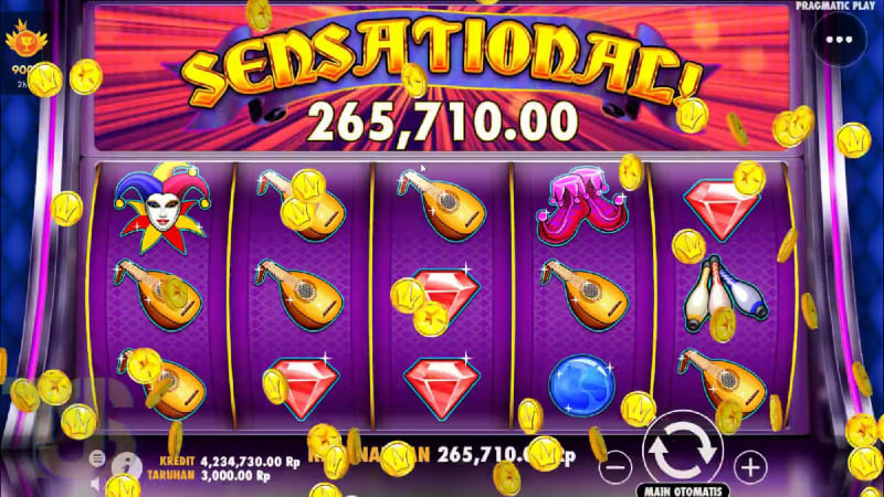 The Best Slot Gambling Agent With Real Money Bets